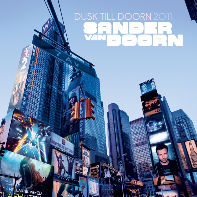 Sander van Doorn - Dust Till Doorn Compilation